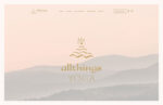 allthings YOGA website by Bounty