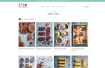 Daily by Fred & Ginger Catering website by Bounty