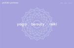 Yoshiko Yamada website by Bounty